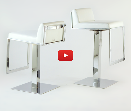 Watch The New Lobby Swivel Stools Video