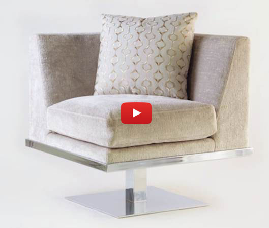 Watch The Dorset Swivel Lounger Video